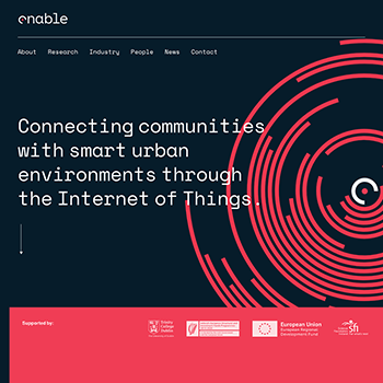 Enable Research – Connecting communities with smart urban