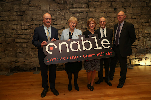 Minister Humphreys launches Enable