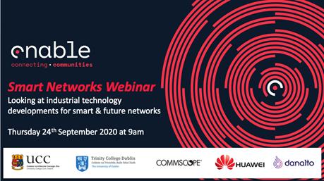 Smart Networks – webinar