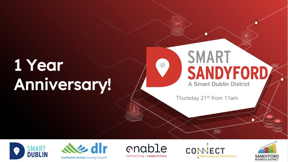 Smart Sandyford celebrates one-year anniversary